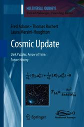 Cosmic Update by Fred Adams