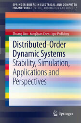 Distributed-Order Dynamic Systems by Zhuang Jiao