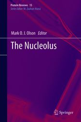 The Nucleolus by Mark O. J. Olson