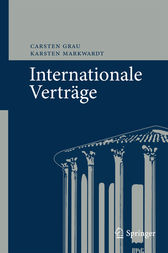 Internationale Verträge by Carsten Grau