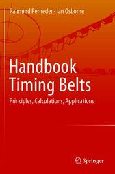 Handbook Timing Belts by Raimund Perneder