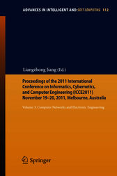 Proceedings of the 2011 International Conference on Informatics, Cybernetics, and Computer Engineering (ICCE2011) November 19–20, 2011, Melbourne, Australia