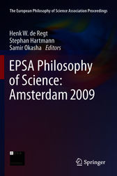 EPSA Philosophy of Science by Henk W. de Regt