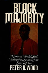 Black Majority by Peter Wood