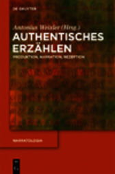 Authentisches Erzählen by Antonius Weixler