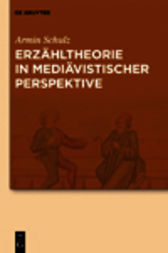 Erzhltheorie in medivistischer Perspektive