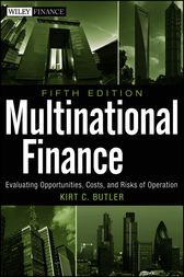 Multinational Finance by Kirt C. Butler
