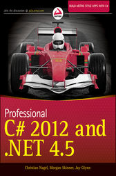 Professional C# 2012 and .NET 4.5 by Christian Nagel