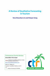 Qualitative Forecasting in Tourism by Haiyan Song