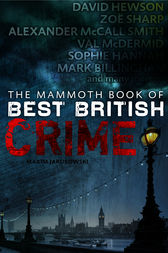 The Mammoth Book of Best British Crime 9 by Maxim Jakubowski