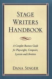 Stage Writers Handbook by Dana Singer