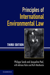 Principles of International Environmental Law