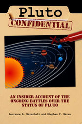 Pluto Confidential by Stephen P. Maran