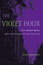 The Violet Hour by David Bergman