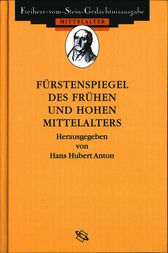 Frstenspiegel des frhen und hohen Mittelalters