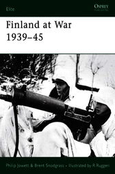 Finland at War 1939-45 by Philip Jowett