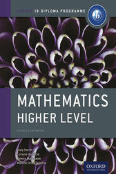 IB Mathematics Higher Level by Josip Harcet