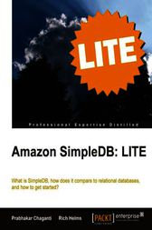 Amazon SimpleDB LITE by Prabhakar Chaganti