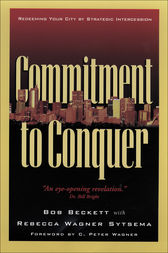 Commitment to Conquer by Bob Beckett