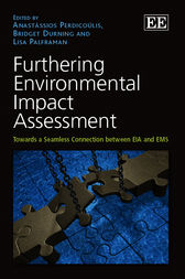 Furthering Environmental Impact Assessment by Anastassios Perdicoulis