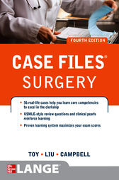 LSC LS8 (StonyBrook) SBEBOOK: courseload ebook for Case Files Surgery 4/E