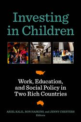 Investing in Children by Ariel Kalil