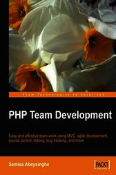 PHP Team Development by Samisa Abeysinghe