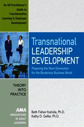 Transnational Leadership Development by Beth FISHER-YOSHIDA