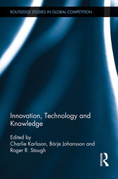 Innovation, Technology and Knowledge by Charlie Karlsson