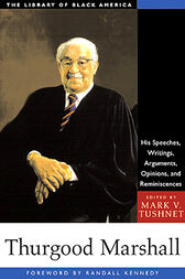 Thurgood Marshall by Mark V. Tushnet