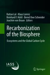 Recarbonization of the Biosphere by Rattan Lal