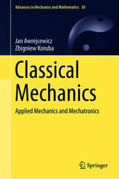 Classical Mechanics by Jan Awrejcewicz