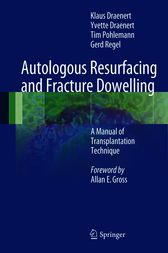 Autologous Resurfacing and Fracture Dowelling by Klaus Draenert
