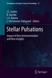 Stellar Pulsations by J.C. Suárez