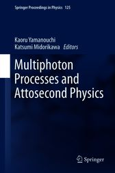Multiphoton Processes and Attosecond Physics