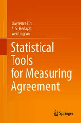 Statistical Tools for Measuring Agreement by Lawrence Lin