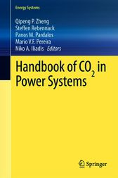 Handbook of CO₂ in Power Systems by Qipeng P. Zheng
