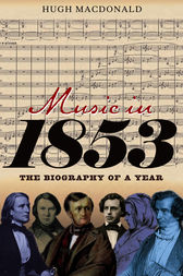Music in 1853 by Hugh Macdonald