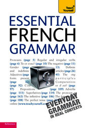 Essential French Grammar by Robin Adamson