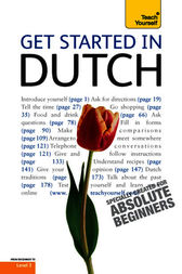 Get Started in Dutch by Gerdi Quist