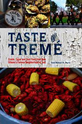 Taste of Tremé by Todd-Michael St. Pierre