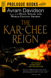 The Kar-Chee Reign by Avram Davidson