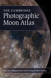The Cambridge Photographic Moon Atlas by Alan Chu