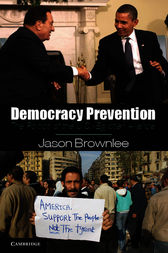 Democracy Prevention by Jason Brownlee