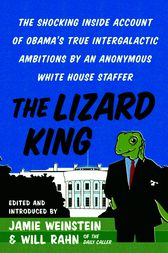The Lizard King by Jamie Weinstein