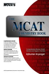 The MCAT Chemistry Book by Ajikumar Aryangat