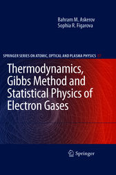 Thermodynamics, Gibbs Method and Statistical Physics of Electron Gases