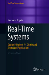 Real-Time Systems by Hermann Kopetz