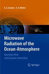 Microwave Radiation of the Ocean-Atmosphere by Alexander Grankov