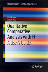 Qualitative Comparative Analysis with R by Alrik Thiem